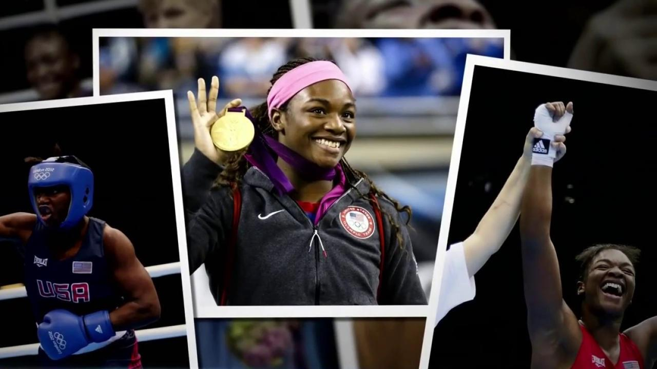 From Flint to Rio, U.S. Boxer Claressa Shields Goes for Gold in Rio