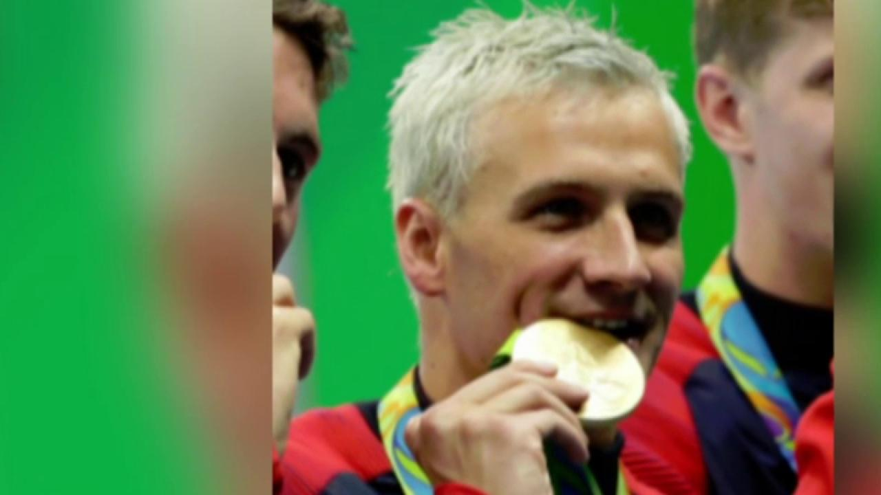 Lochte, others could face endorsement loss