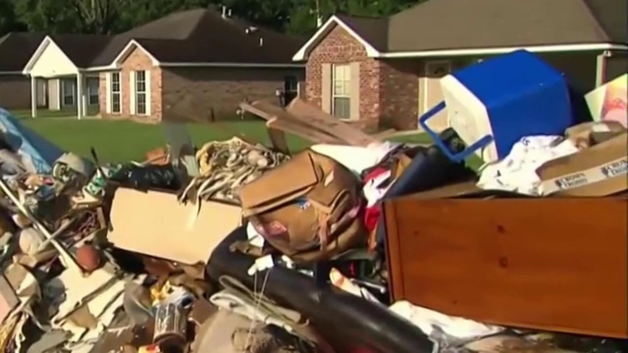 Report: Damage in Baton Rouge tops $20...