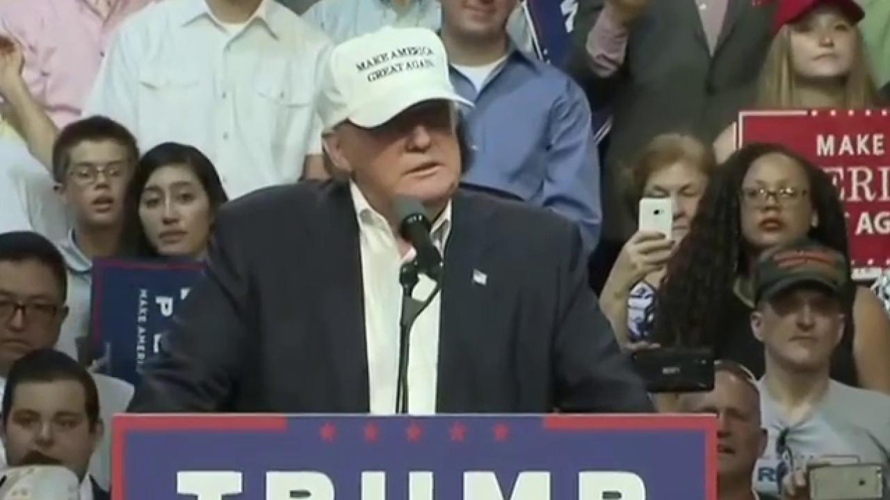 Trump Delays Immigration Speech