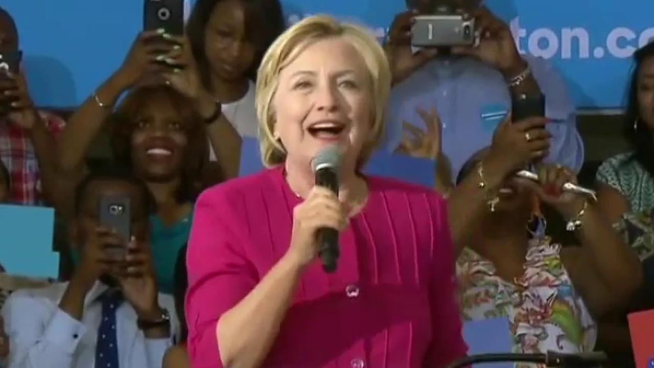 FBI Finds 15K Undisclosed Clinton Emails