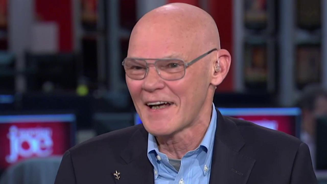 James Carville defends Clinton Foundation