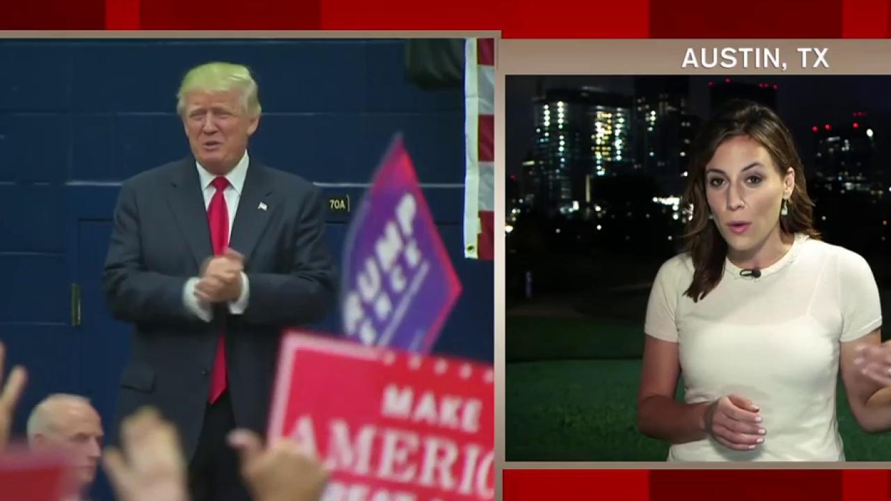 Trump to meet with minority activists in NYC