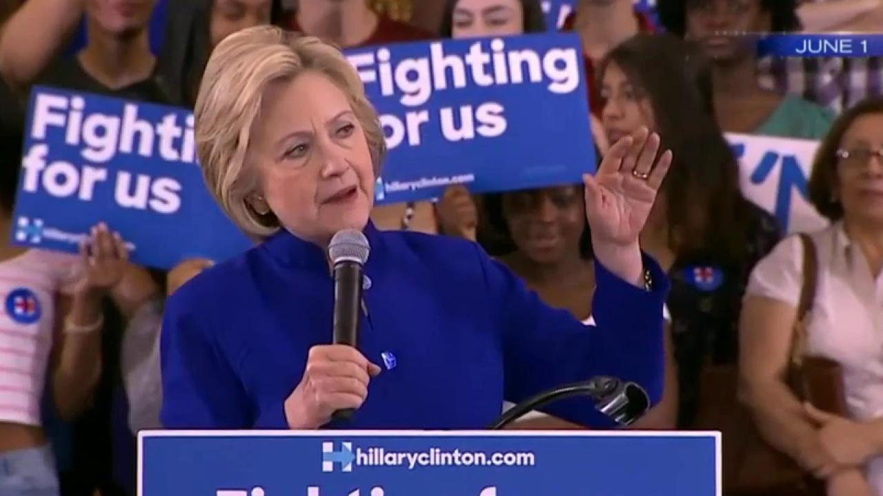 Contradictions in Clintons' college stance