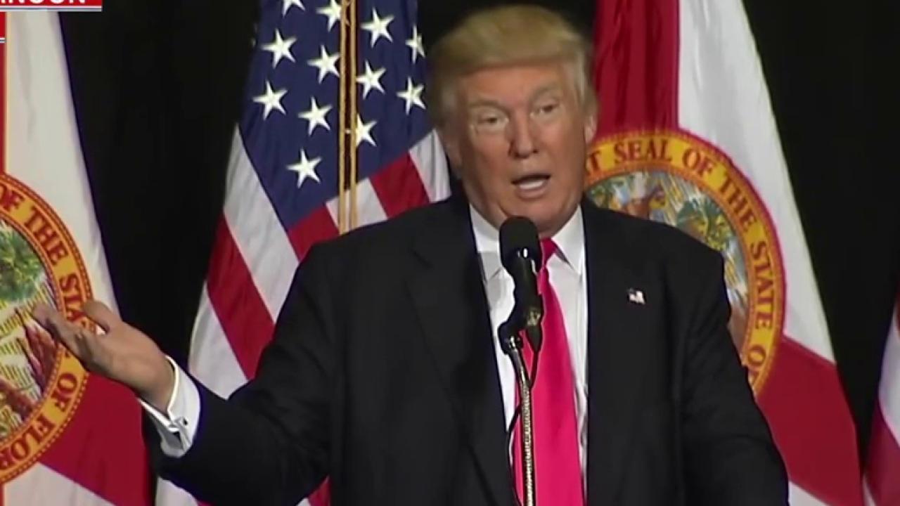 Trump Begins Major Push in Urban Communities