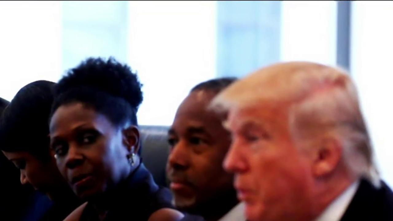 Trump struggles to defend shifting ideas