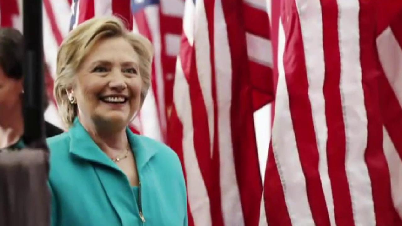 Trump repeats claim that Clinton 'is a bigot'
