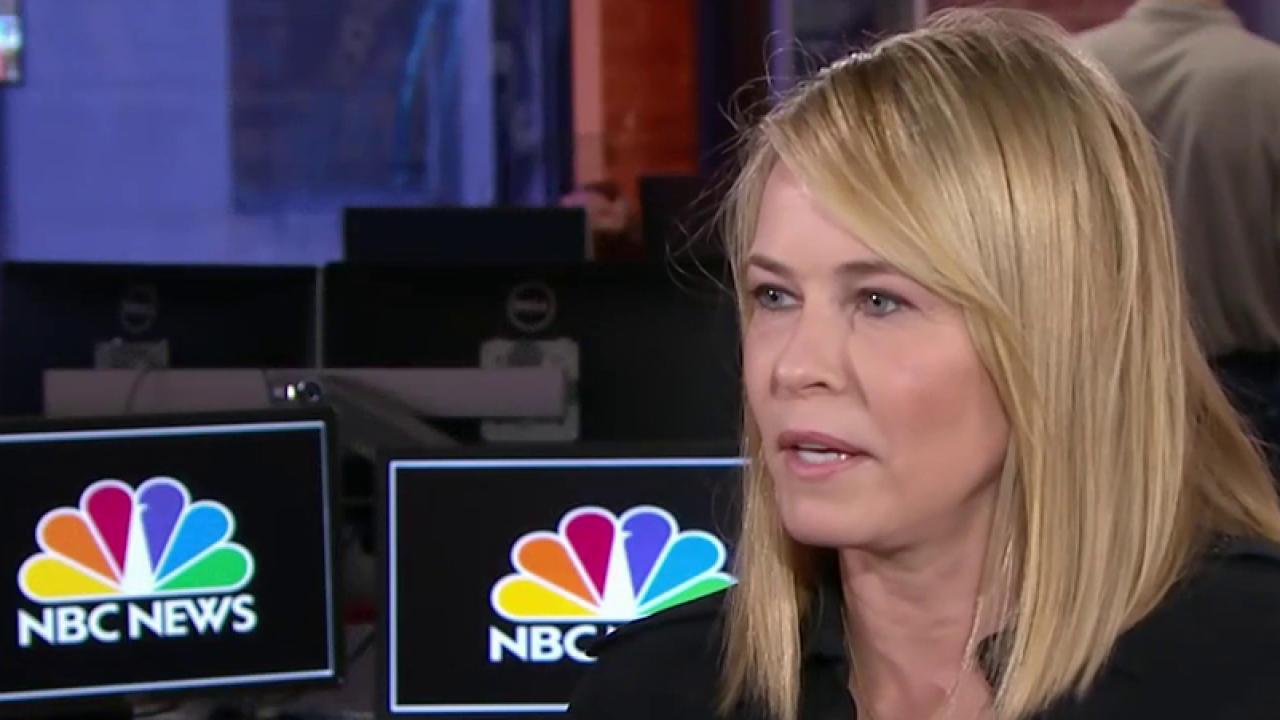 Chelsea Handler discusses Leslie Jones hacks
