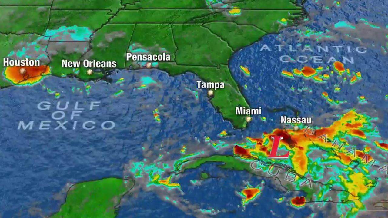 Tropical system expected to bring flooding, severe storms to Florida