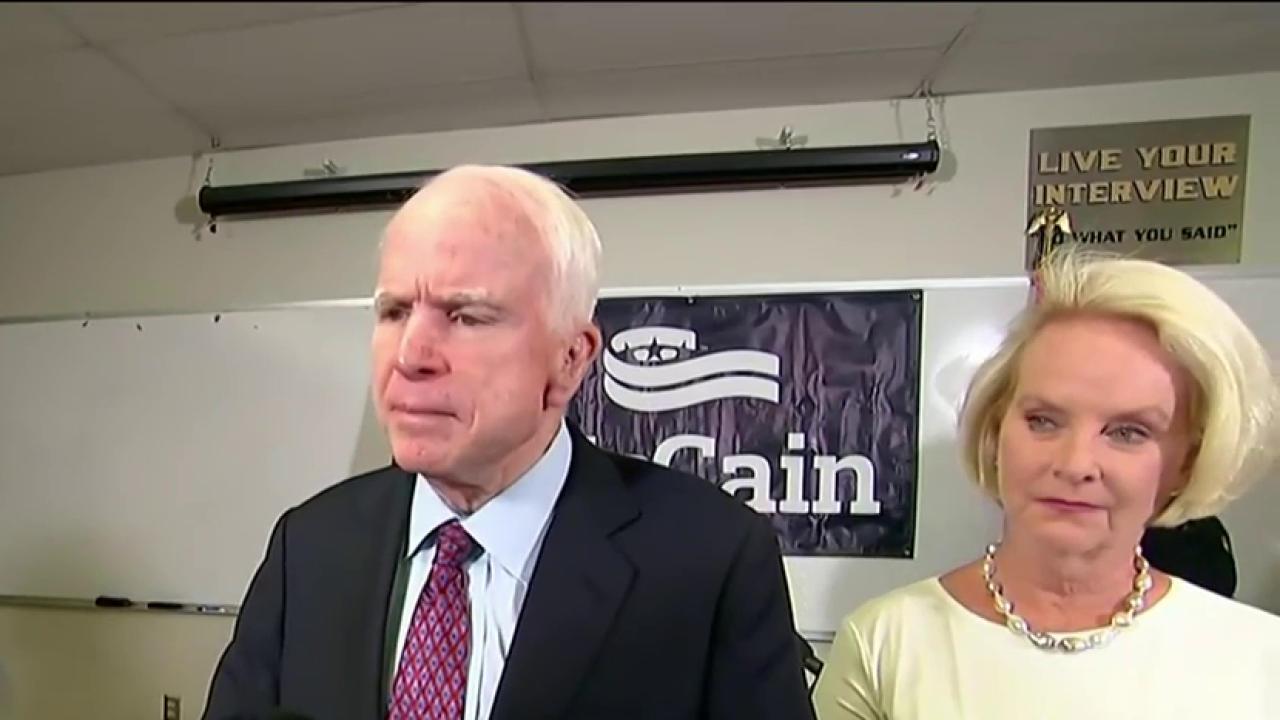 John McCain: People of Arizona know me