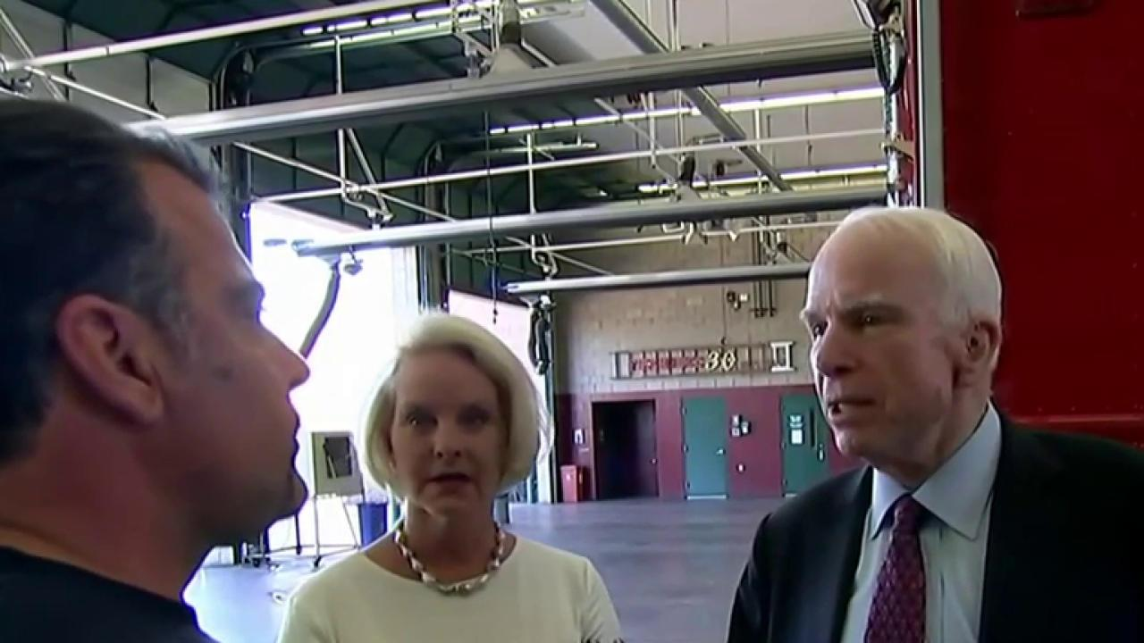 John McCain too 'tough to beat' in AZ?