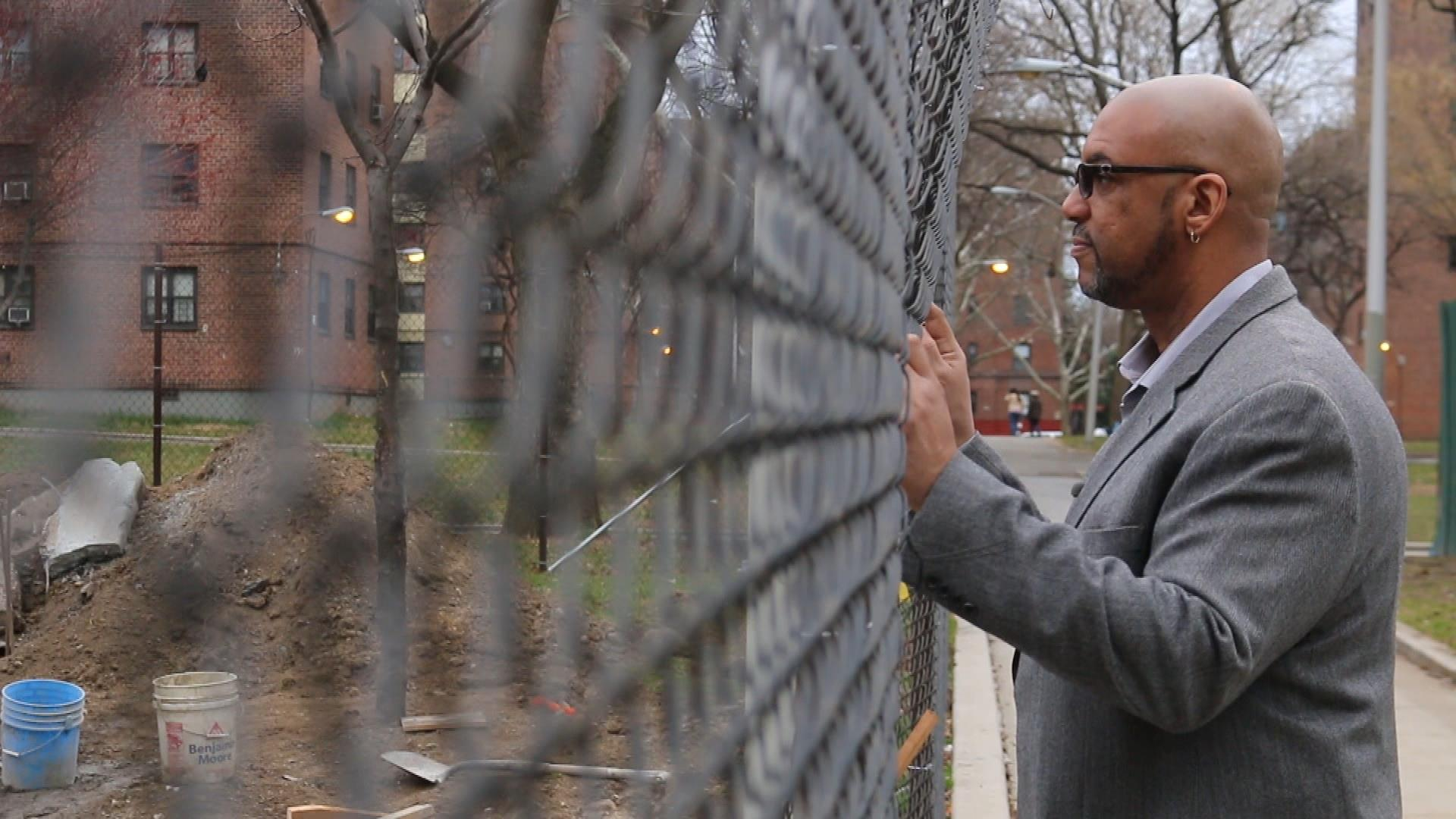 Beyond the Bars: A former inmate returns...