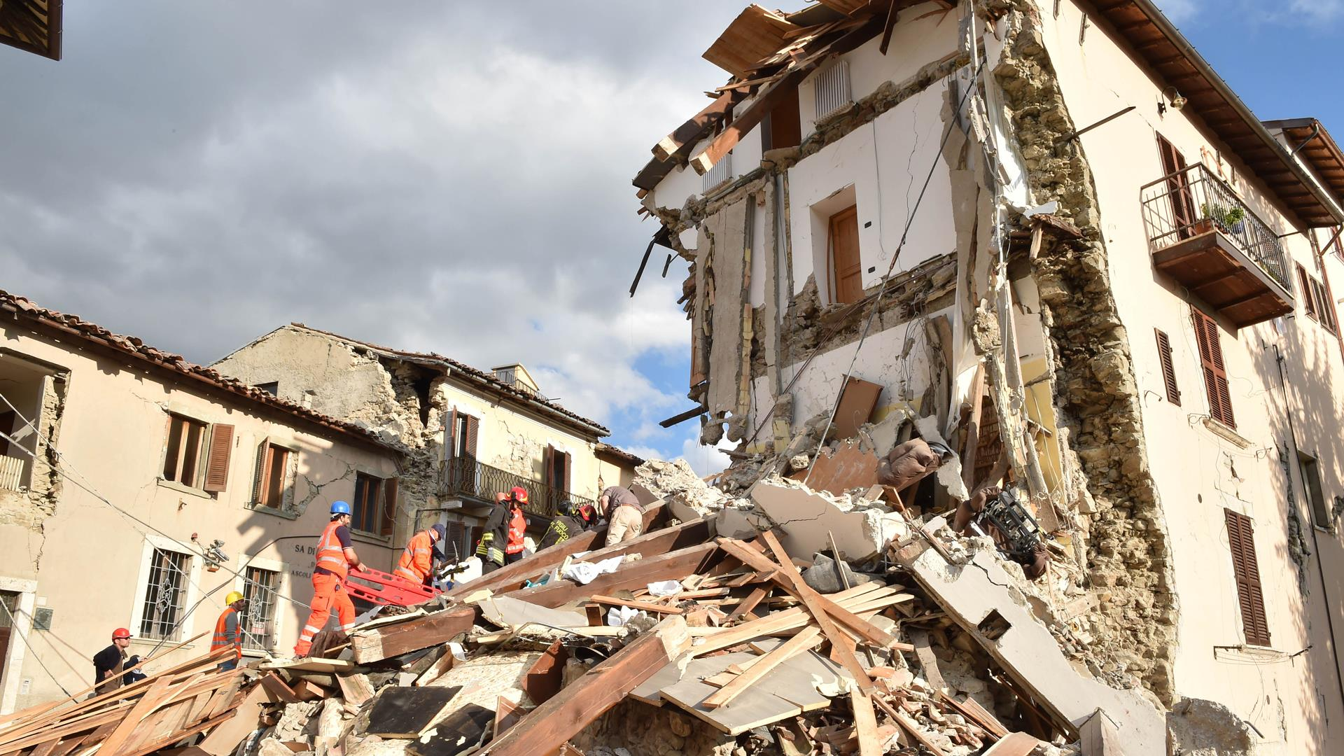 Why the Italy Earthquake Was Uniquely Devastating - NBC News