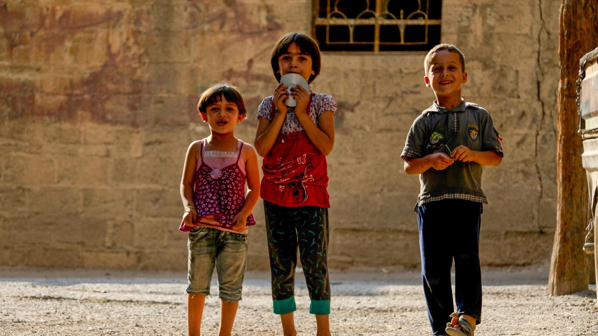 8 Startling Facts About the Children of Syria - NBC News