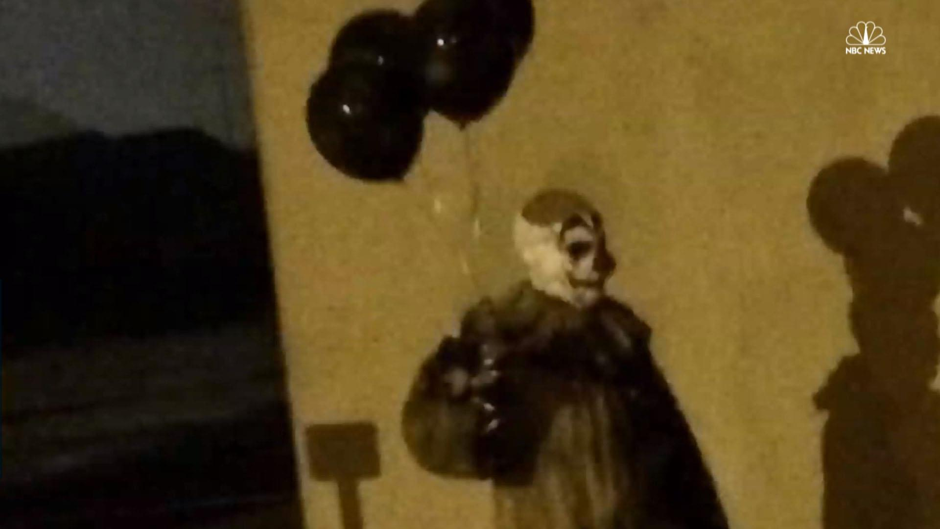 Image result for evil clown greenville
