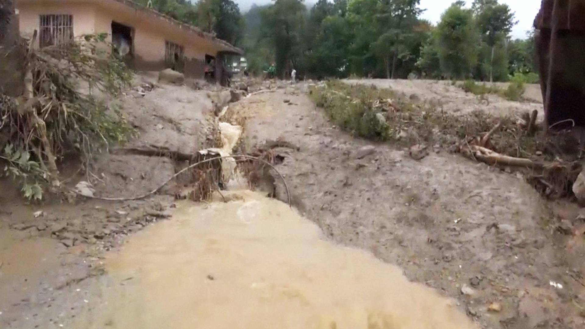 Deadly Mudslides Triggered by Tropical Storm Earl in Mexico