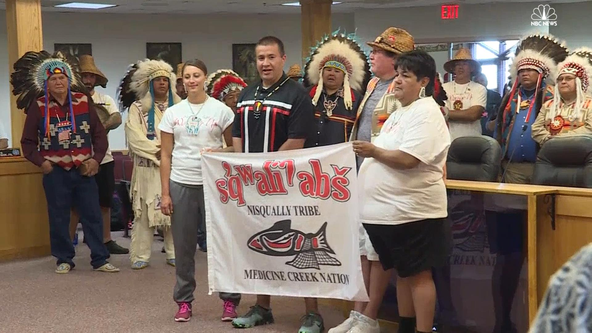 Oil Pipeline Protest Turns Violent in North Dakota
