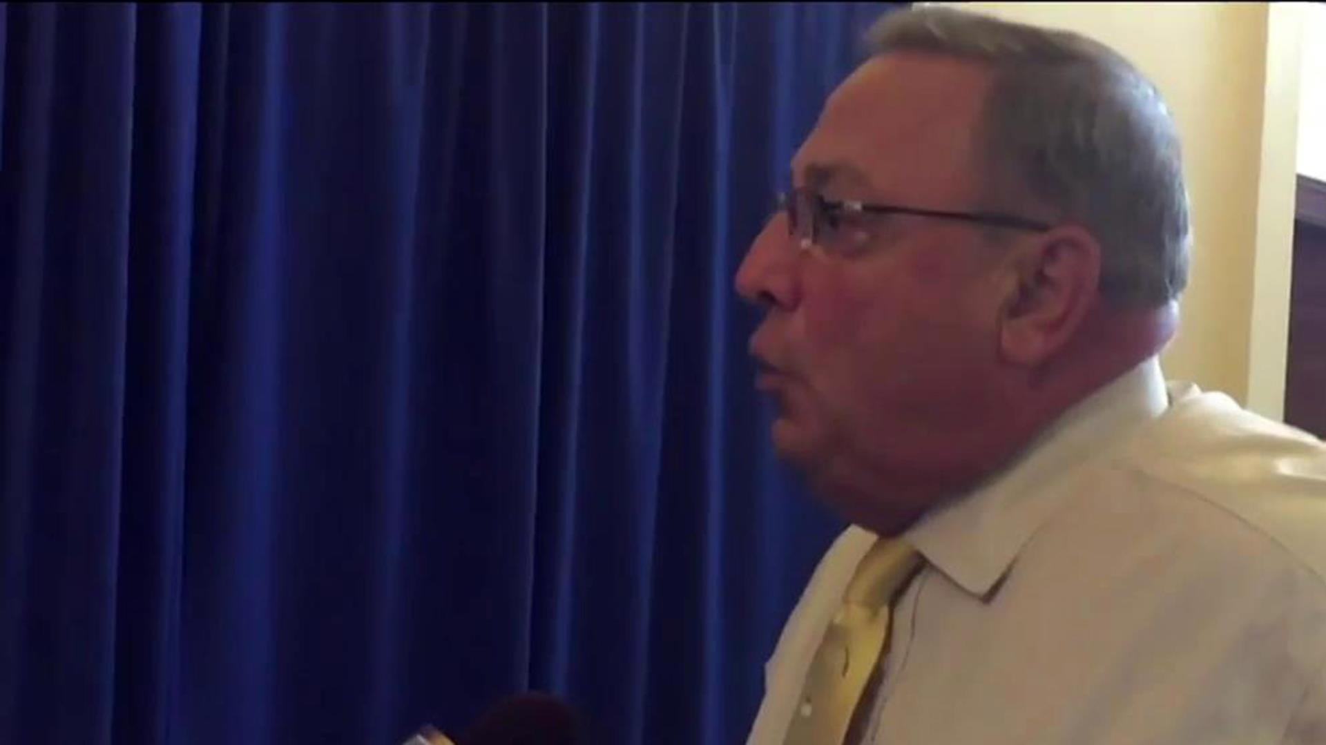 Maine Governor's racist rants spark outrage