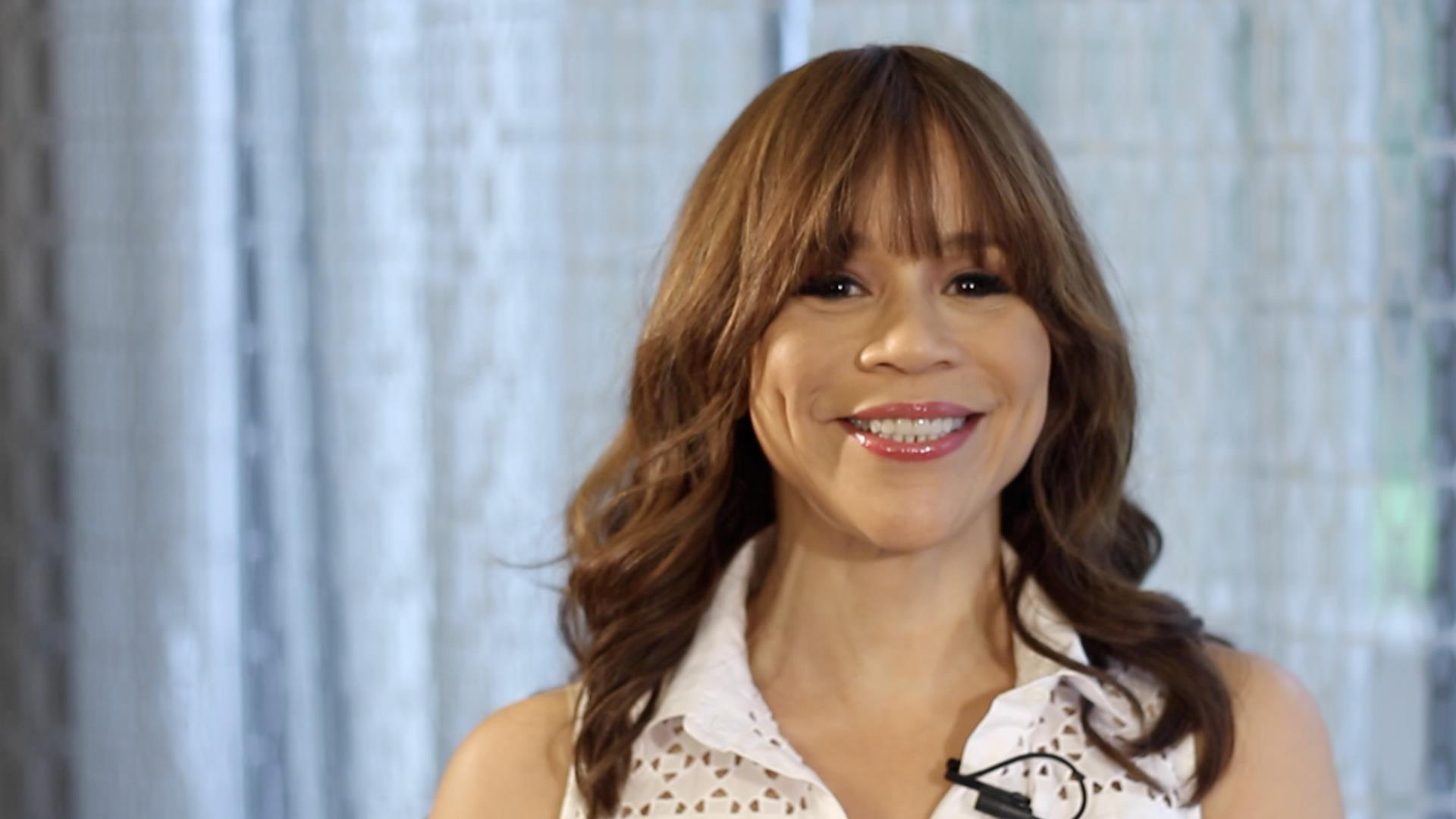 Rosie Perez wants to understand Trump backers