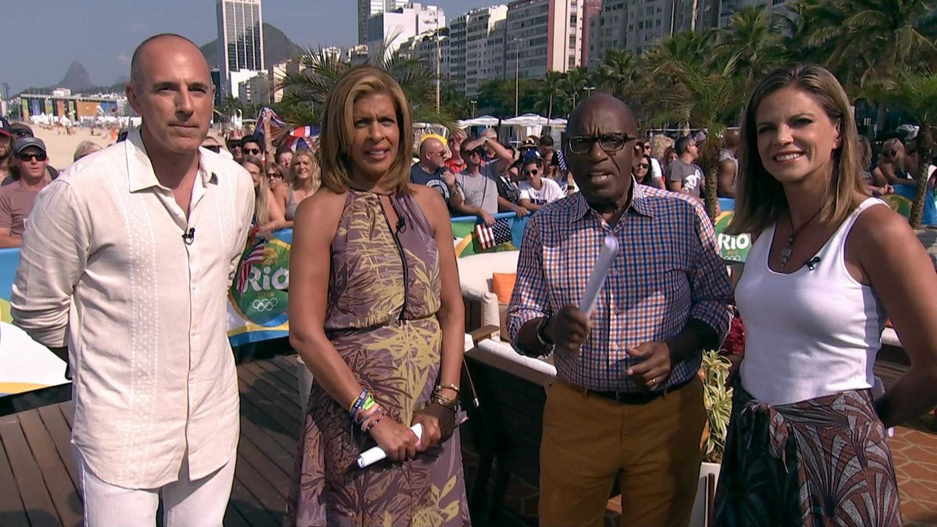 Watch TODAY sing Happy Birthday to Al Roker in Portuguese