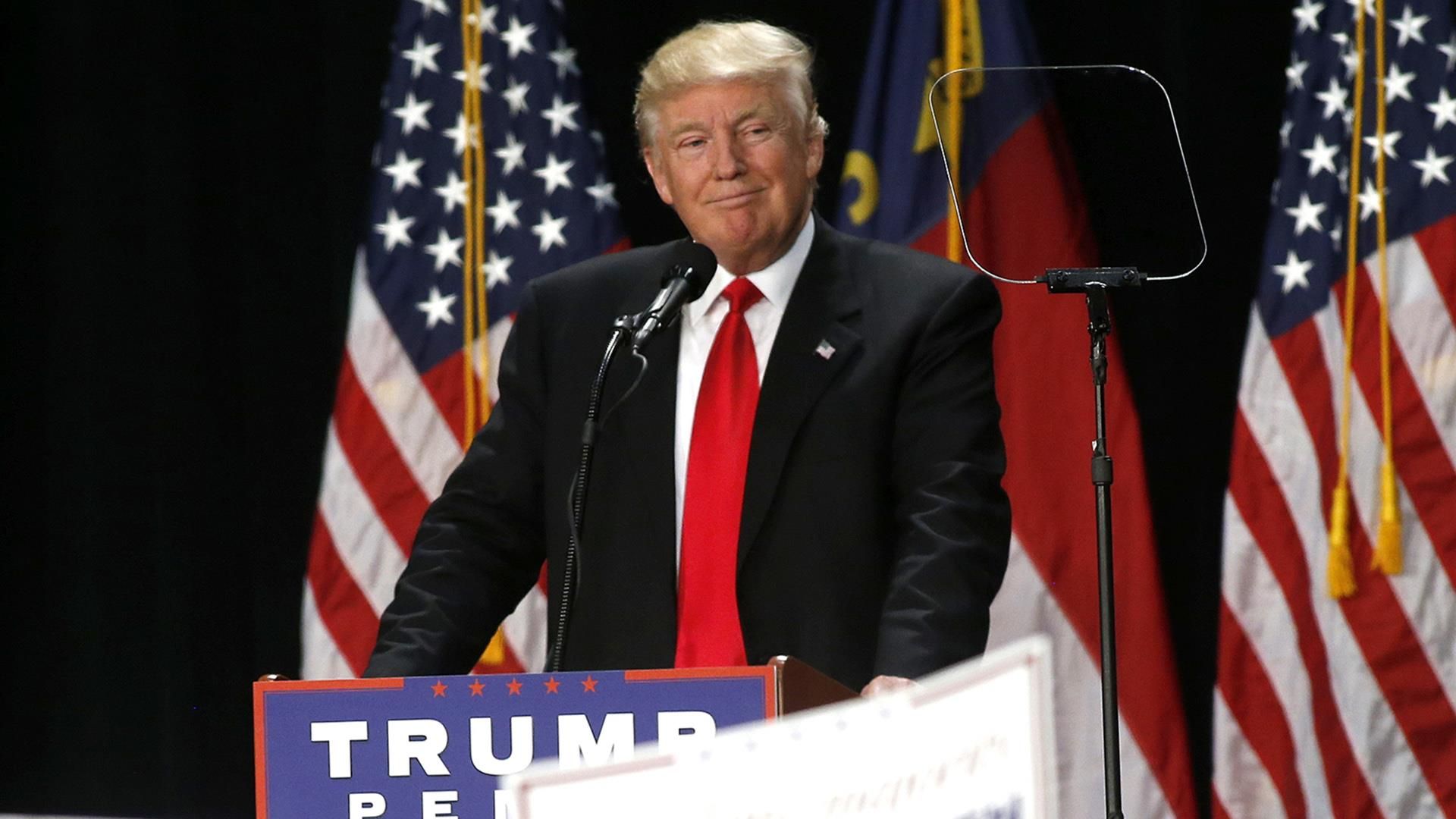 Donald Trump: I regret not choosing the right words