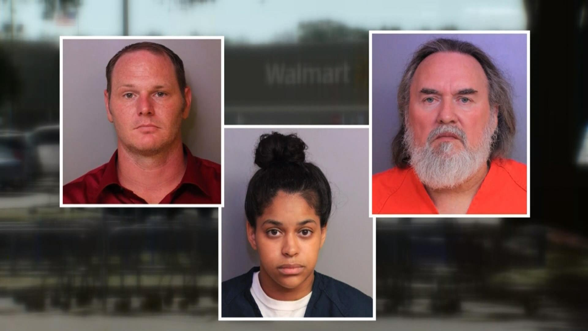 3 Wal Mart Employees Charged In Death Of Suspected Shoplifter