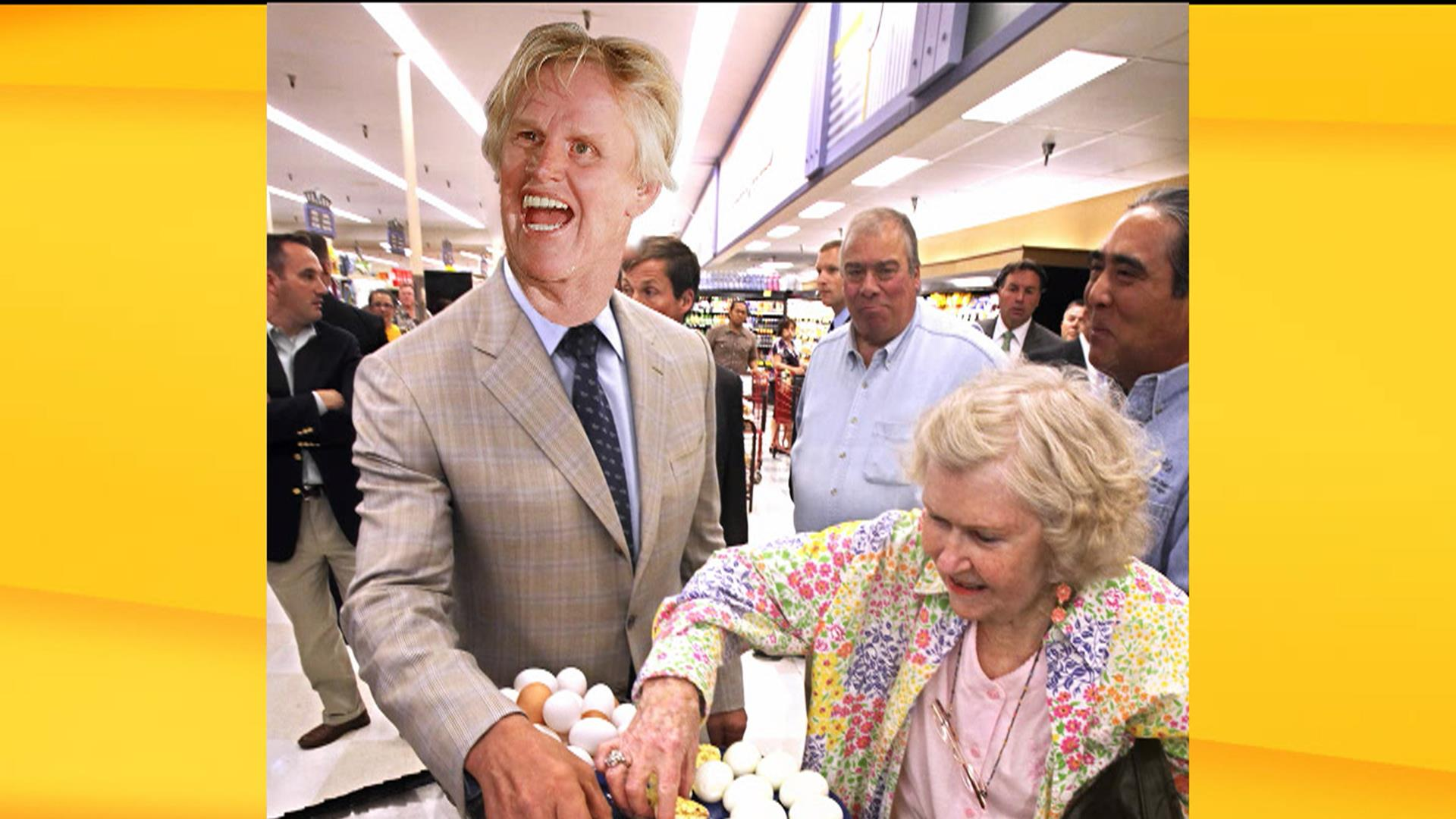 Gary Busey, world record holder? See Willie Geists predictions for next week