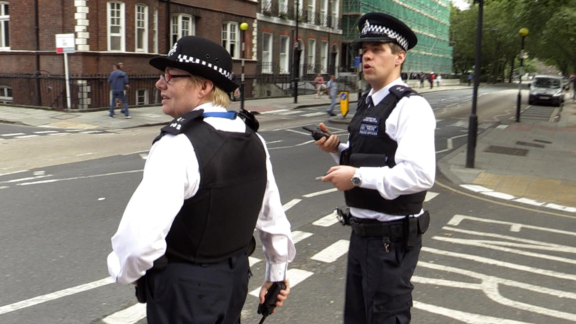 The Vast Majority of U.K. Police Don't Carry Guns. Here's Why.