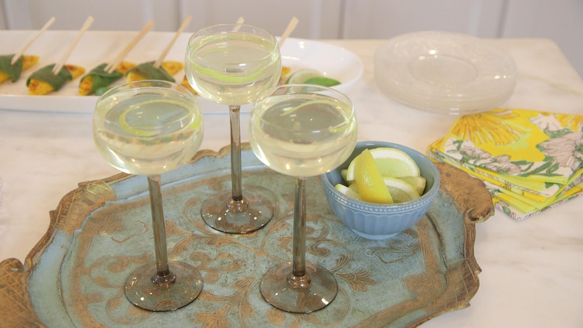 How to get your dinner party off to a good start