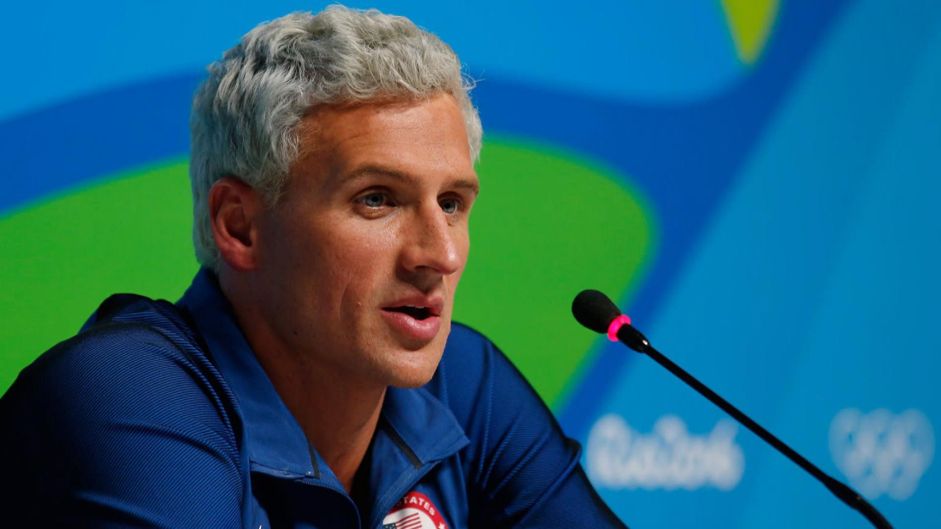 Ryan Lochte apologizes to teammates, Brazil in statement on Rio scandal