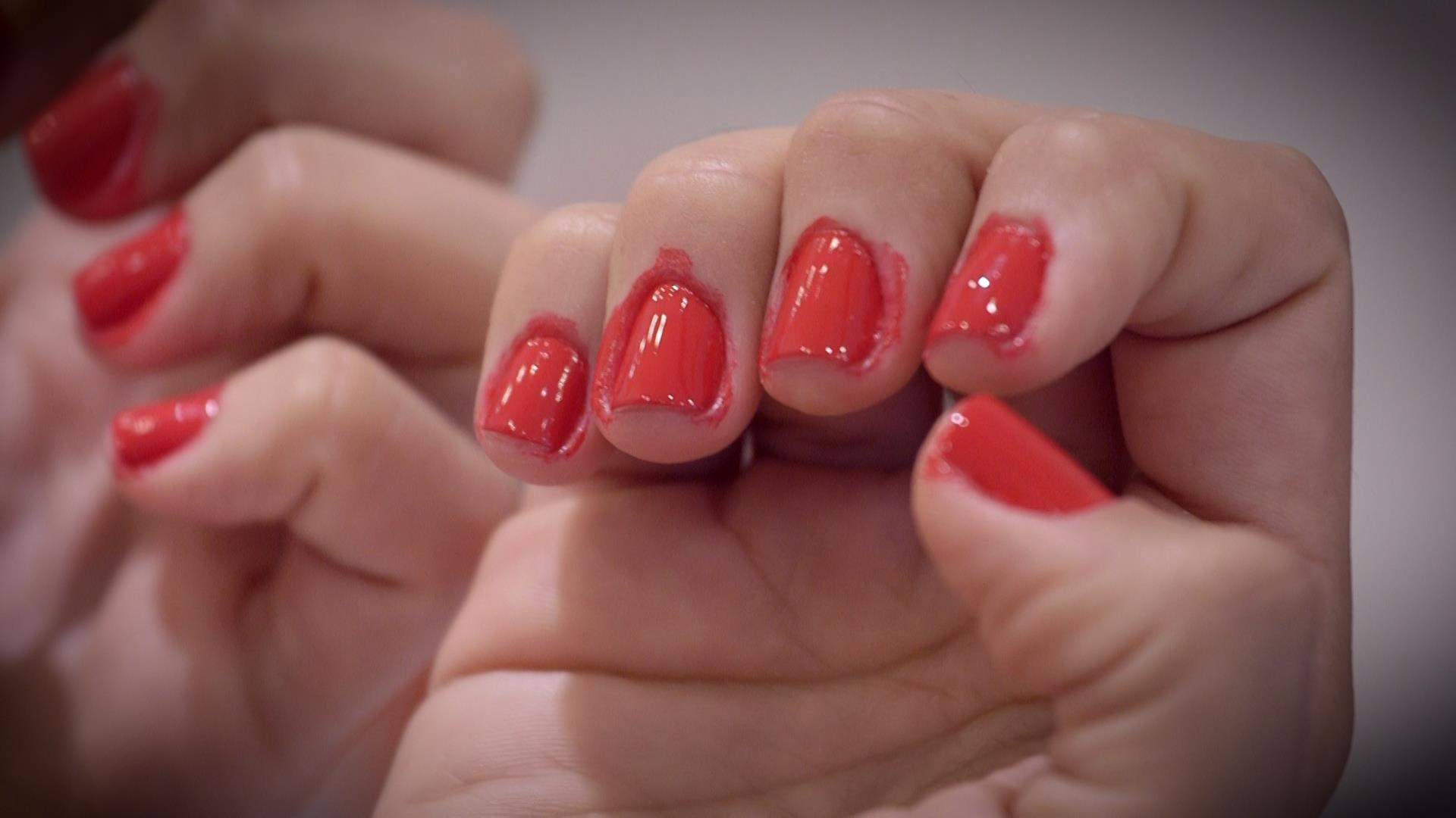 10 awful nail habits destroying your nails, and how to break them now