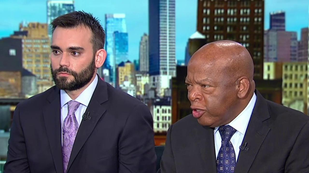 John Lewis: This current moment is just a...