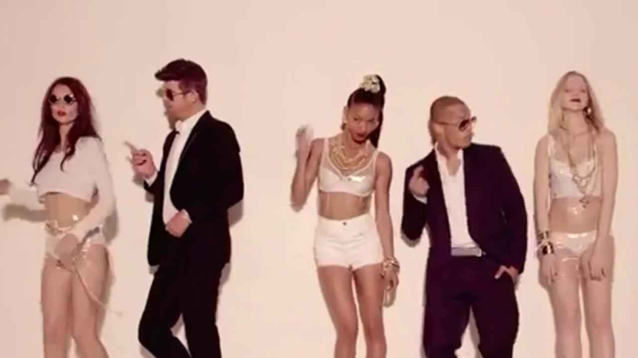 Musicians: 'Blurred Lines' ruling against Robin Thicke ...