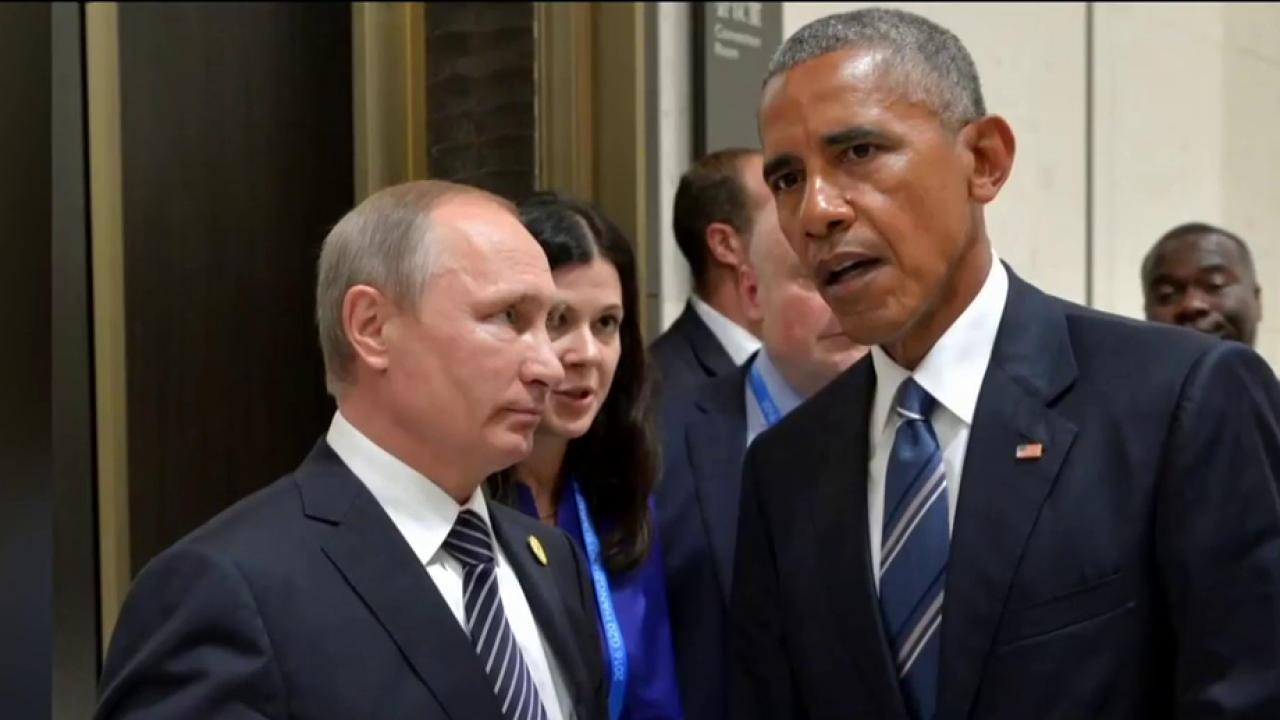 Obama, Putin talk Syria while at G20 summit