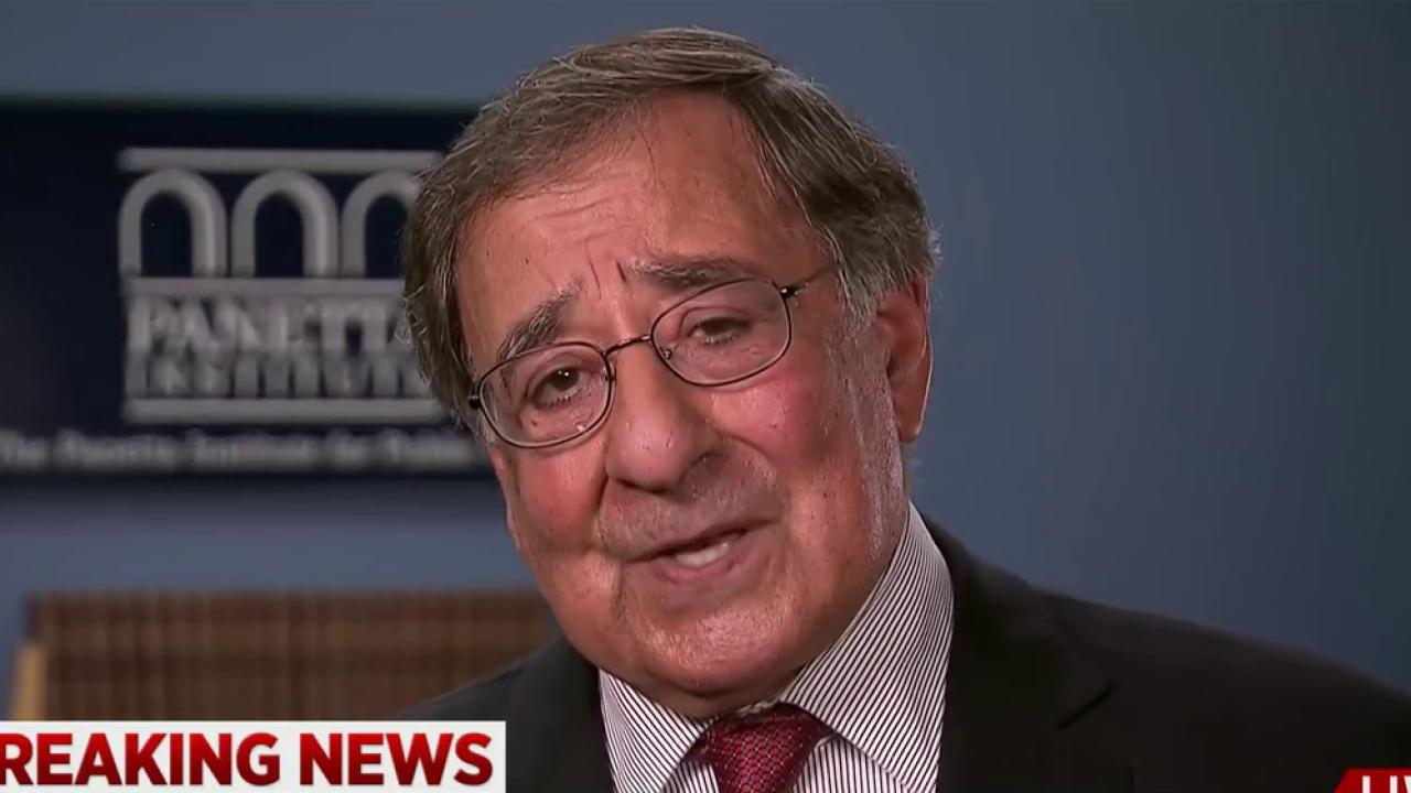 Leon Panetta on questions over Clinton email