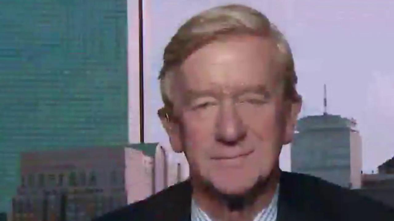 "Weld defends the ""What is Aleppo?"" stumble"