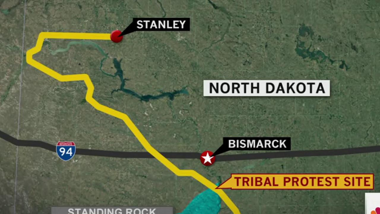 Standing Rock Sioux Takes Pipeline Fight to UN Human Rights Council