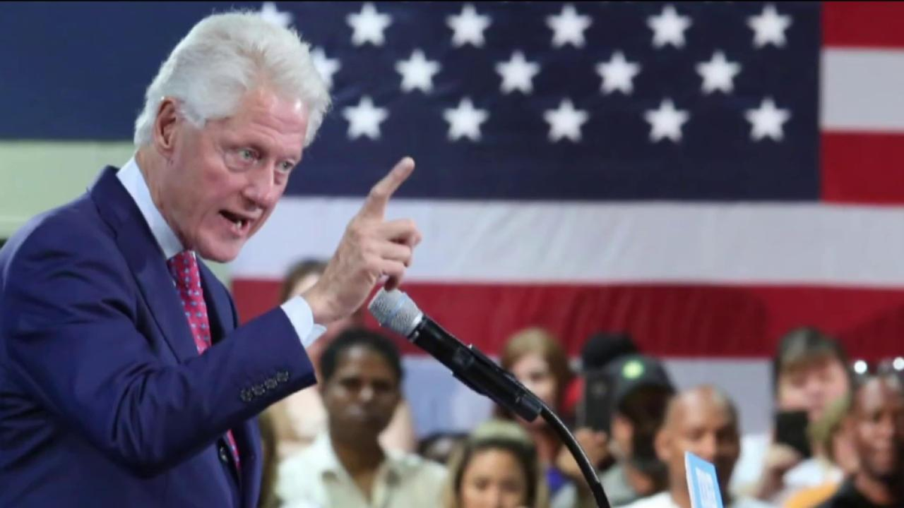 Clinton and the self-inflicted political...