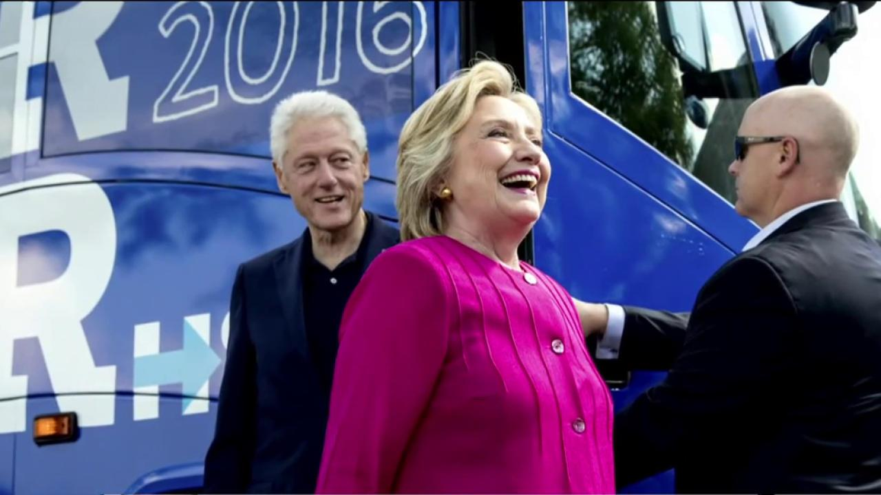 What's new with Bill Clinton?