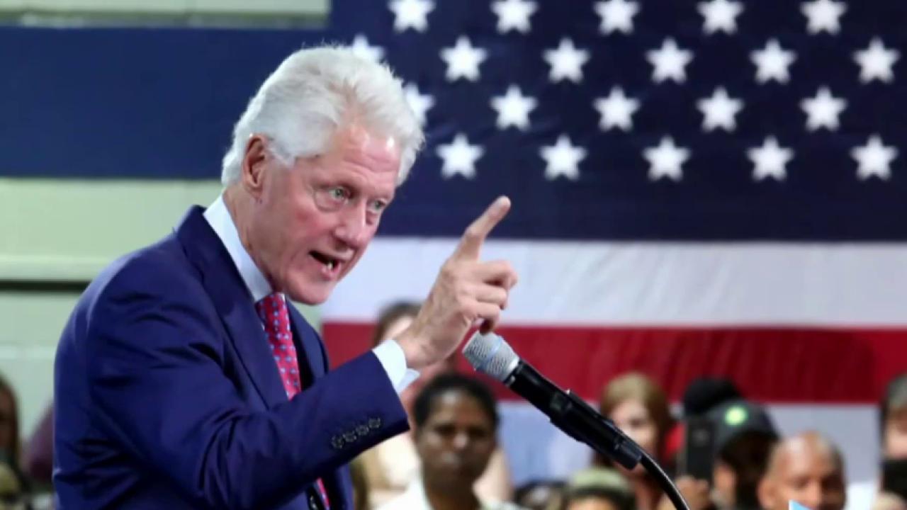 Bill Clinton's role in Hillary's campaign