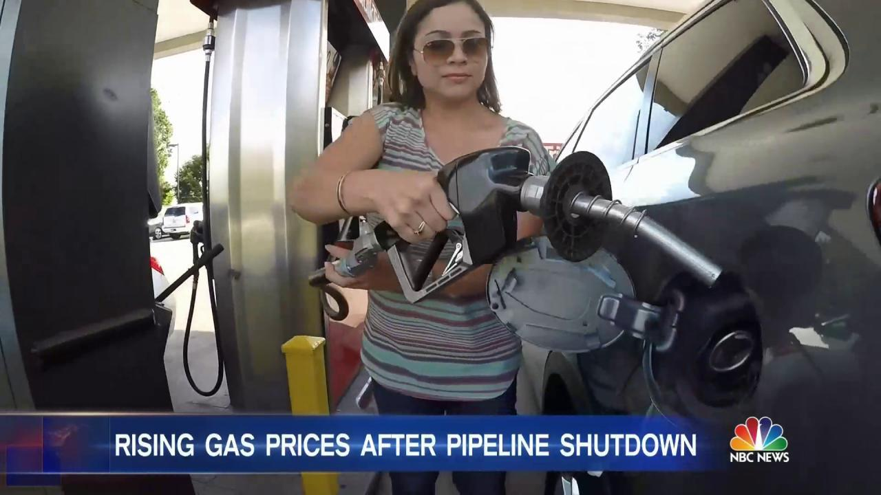 Alabama Pipeline Leak Could Lead to Spike in Gas Prices in Southeast