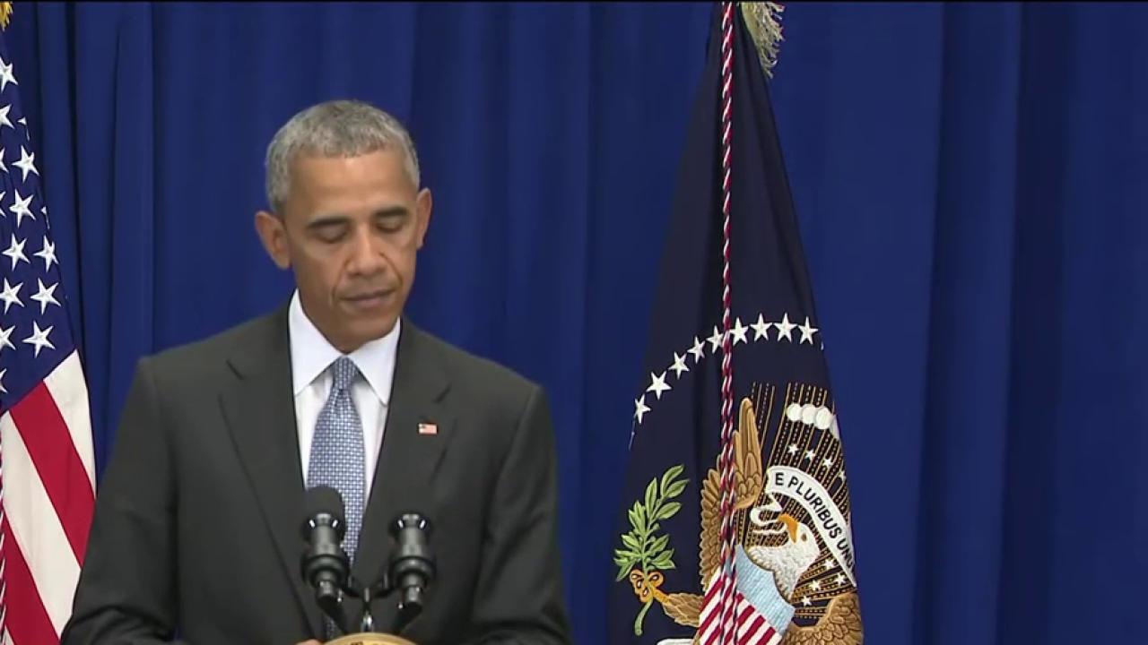 Obama provides updates on investigation