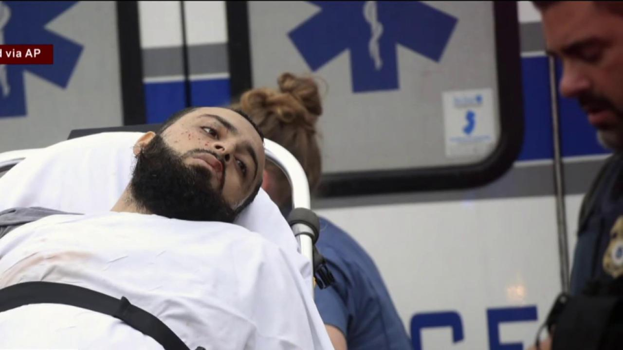 Rahami's reason to go to Afghanistan