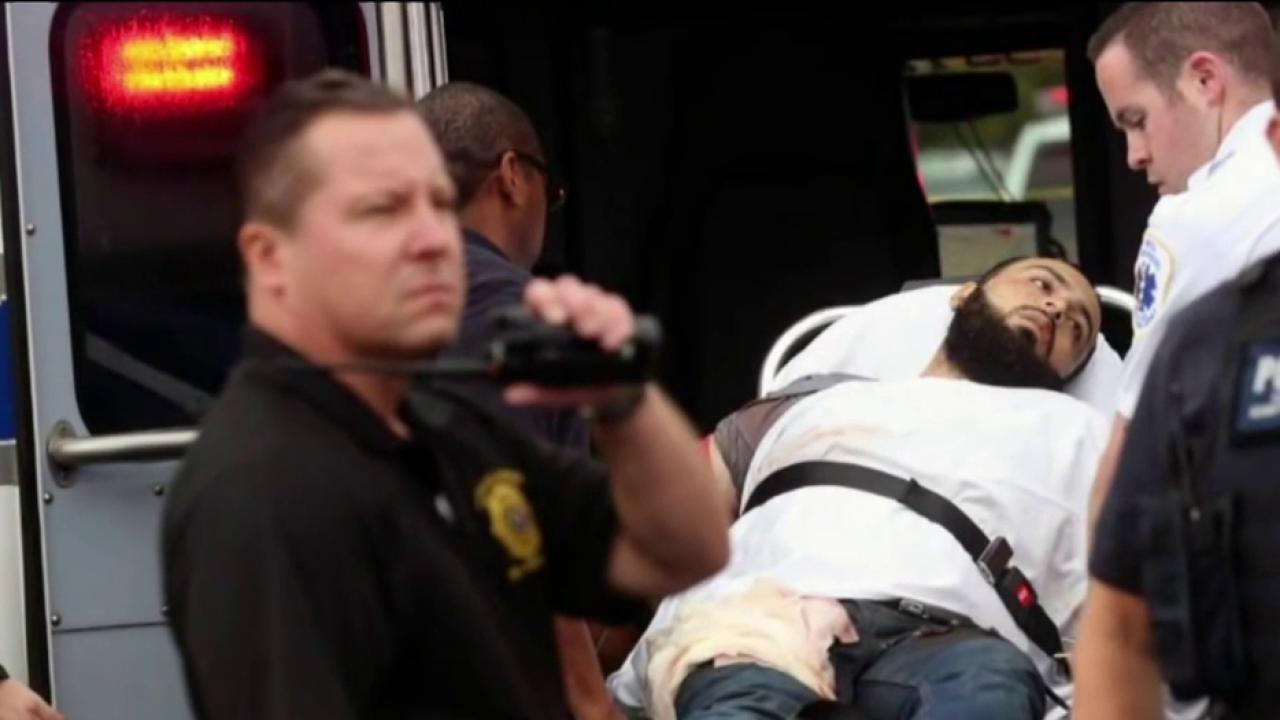 Rahami's 'sloppy' bombing execution