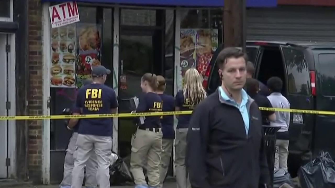 What's the history of Rahami and the FBI?
