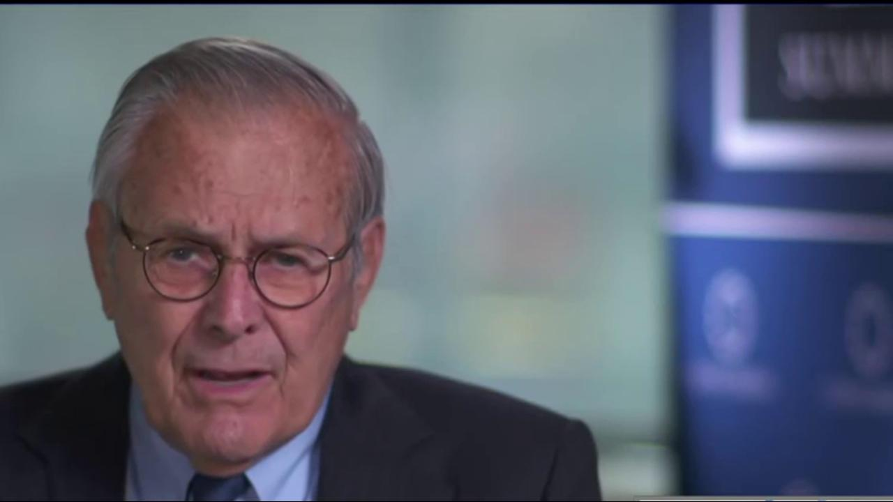 "Rumsfeld: ""Truthfulness is important"""