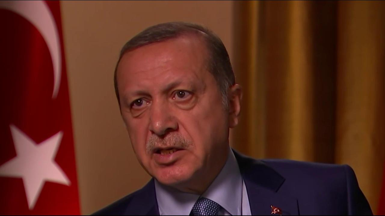 Turkish president: US Muslim ban not possible