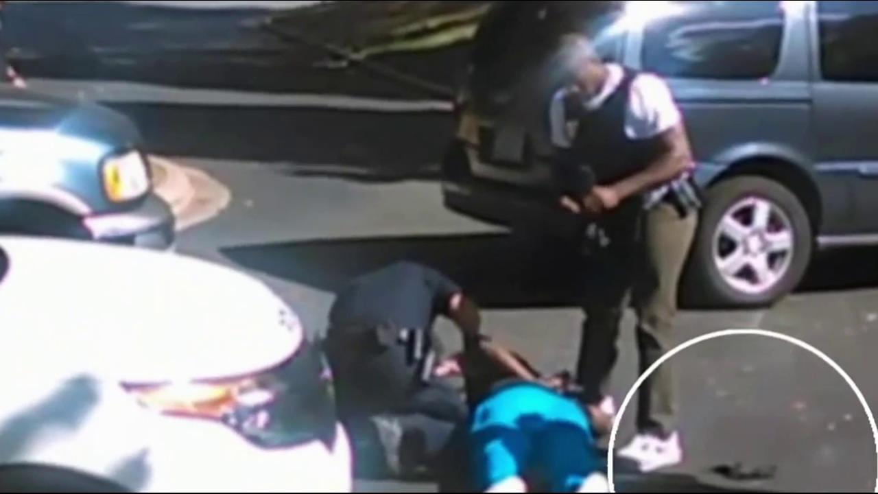 Breaking down the Charlotte shooting video