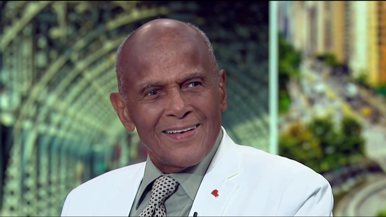 Harry Belafonte launches social justice...