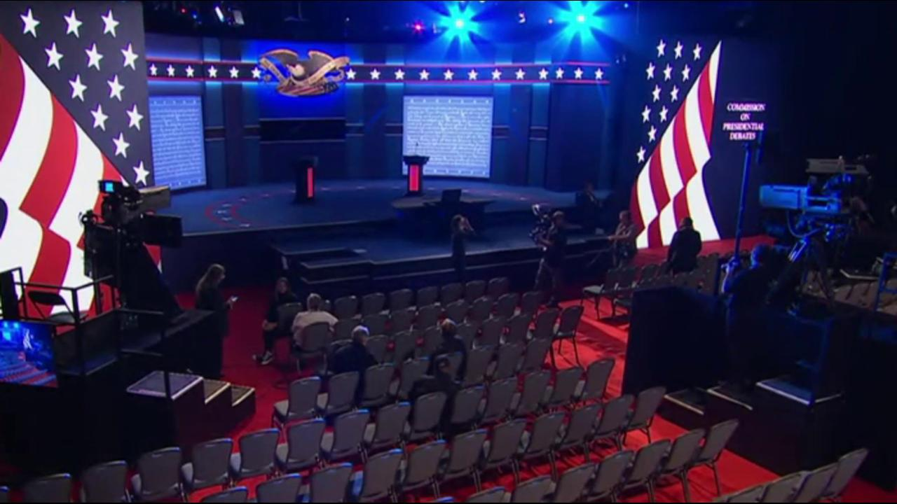 Will candidates get personal during debate?